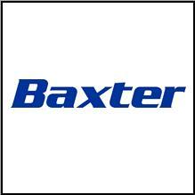 Baxter exhibitor