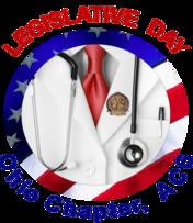 Ohio Legislative Day logo