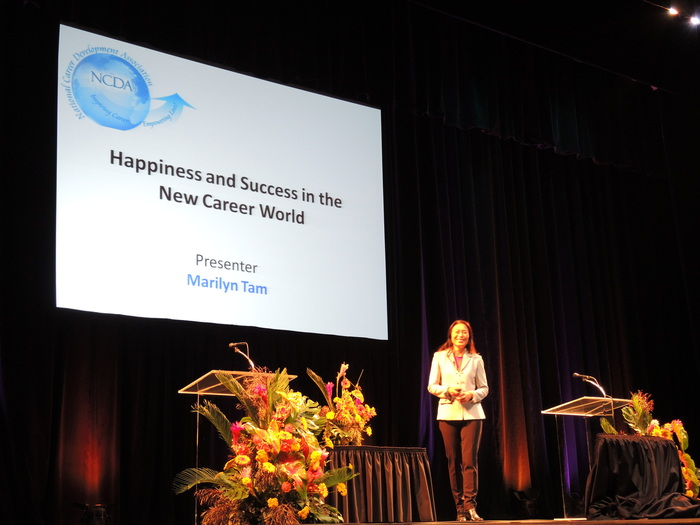 Happiness & Success in the New Career World