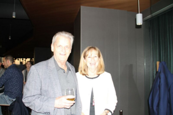 Jerry Simmons and Kathy Koch