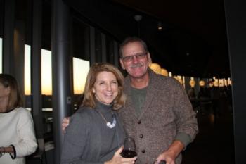 Mr. and Mrs. Tim Huey