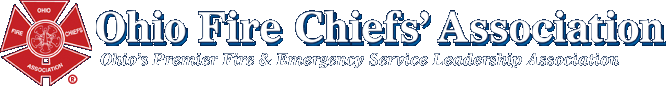 Ohio Fire Chiefs' Association. Click logo for home page