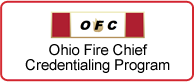 Ohio Fire Chief Credentialing Program