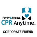 CPR Anytime Corporate Friend