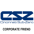 Cincinnati Sub-Zero Corporate Friend