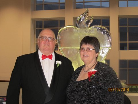 AHA Heart Ball 2014 2