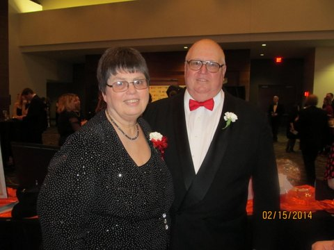 AHA Heart Ball 2014 5