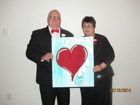 AHA Heart Ball 2014 9