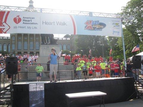 Heart Walk 30