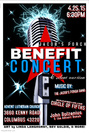 Jacobs Porch Benefit Concert poster 4
